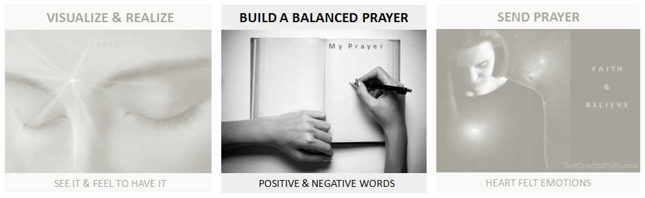BALANCED PRAYER - BUILDING CONGRUENCE BETWEEN CONSCIENCE MIND & SUB-CONSCIENCE MIND