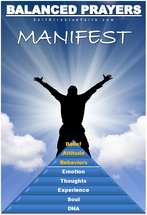 Creat a Balanced Prayer to Help Individuals MANIFEST What EACH Person Wants From the UNIVERSE